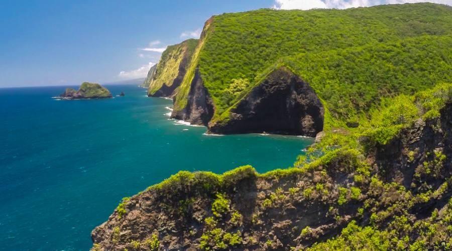 Kauai - la splendida Napali Coast