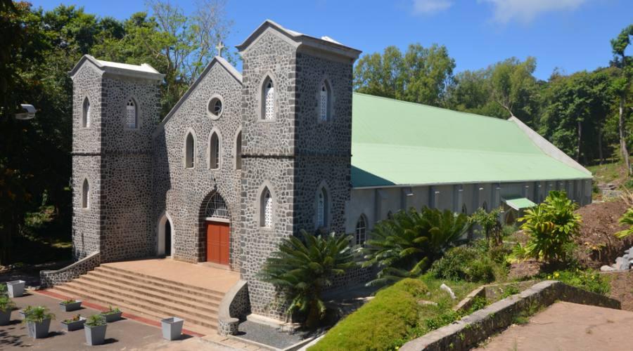 Rodrigues: la cattedrale di St. Gabriel