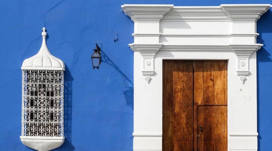 Architettura tradizionale a Trujillo