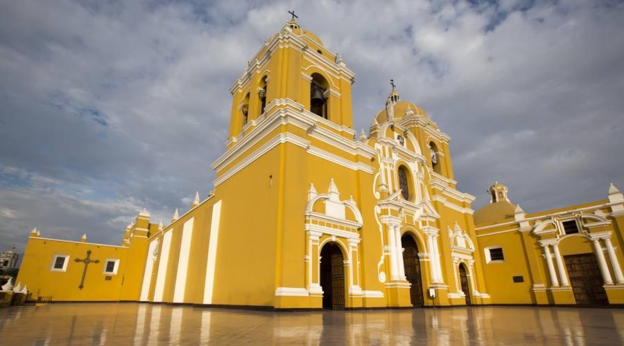 La cattedrale di Trujillo