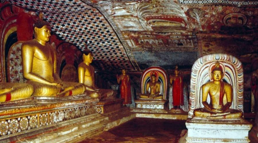 vestigia buddhiste