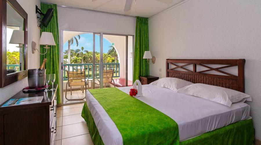 Una delle camere del Veraclub Antigua