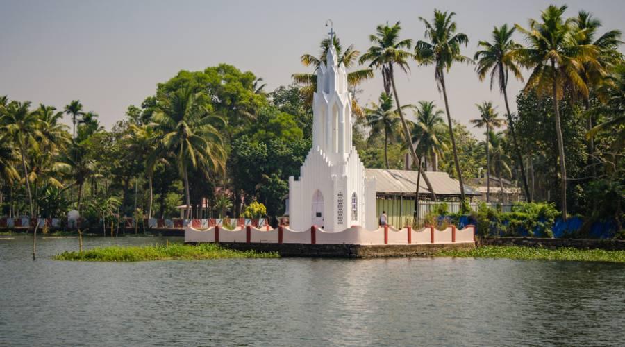 Chiesa a Kottayam