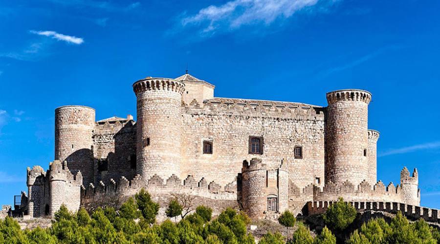 castello nella Mancha