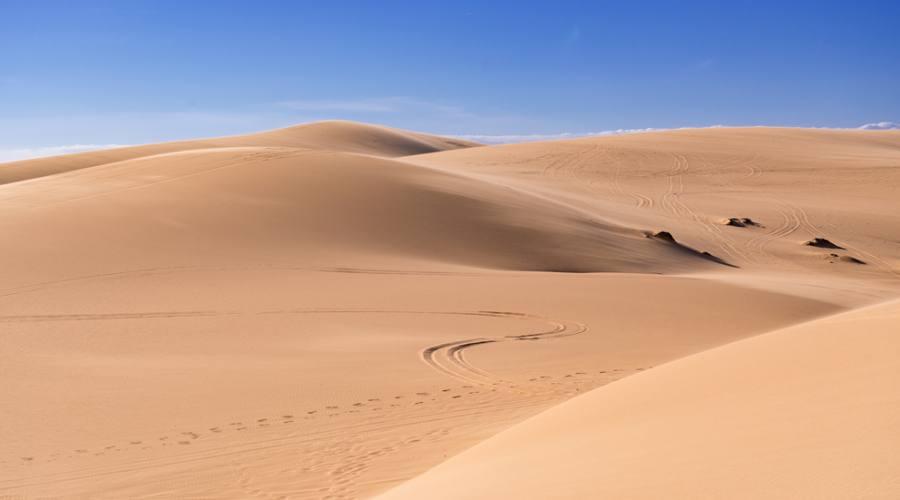 dune di sabbia a Mui Ne