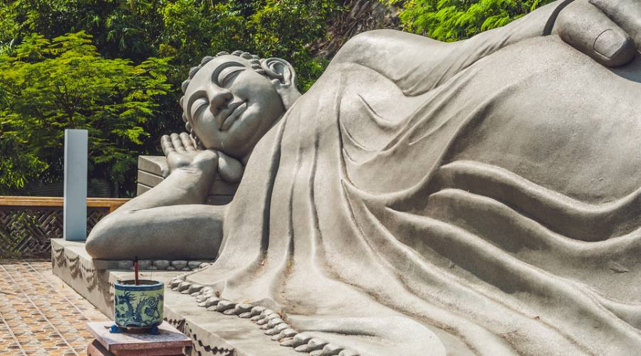 Buddha a Nha Trang