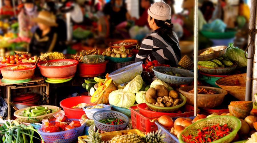 mercato a Hoi An
