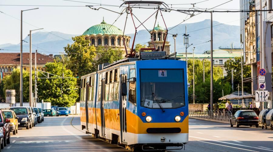 Sofia, antico tram