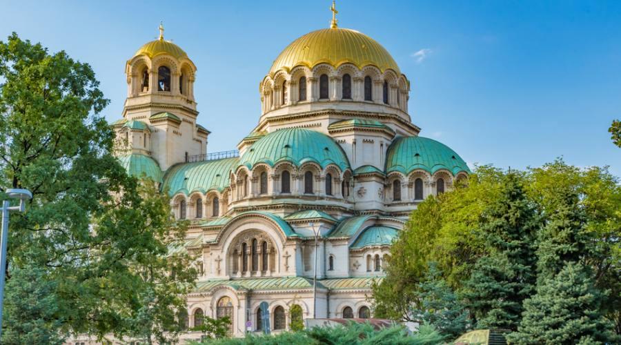 Sofia. la cattedrale