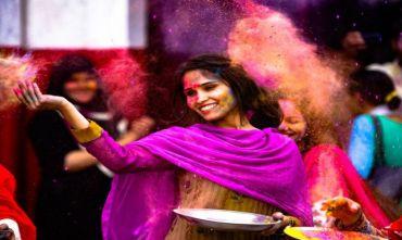 Viaggio di gruppo - Holi Festival: la festa dei colori
