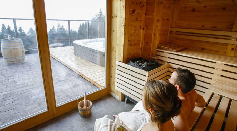 sauna Garnì