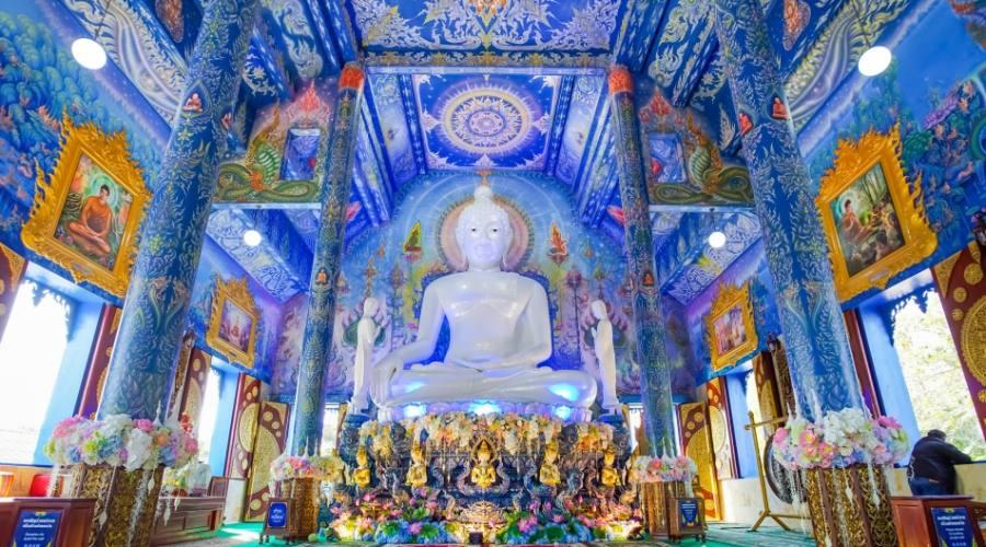 Tempio Blu
