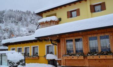 Hotel nel cuore della Valsugana per chi ama la natura e l'aria pura