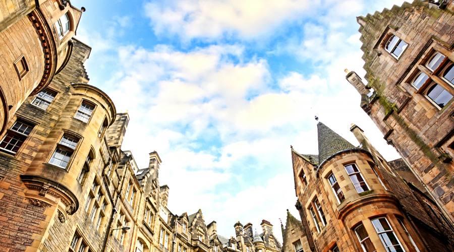 Architettura di Edimburgo