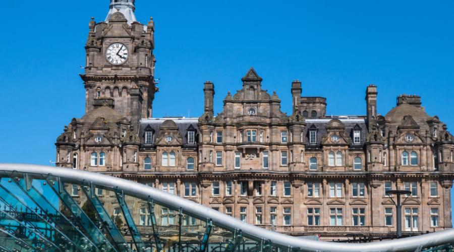 Stazione di Edimburgo