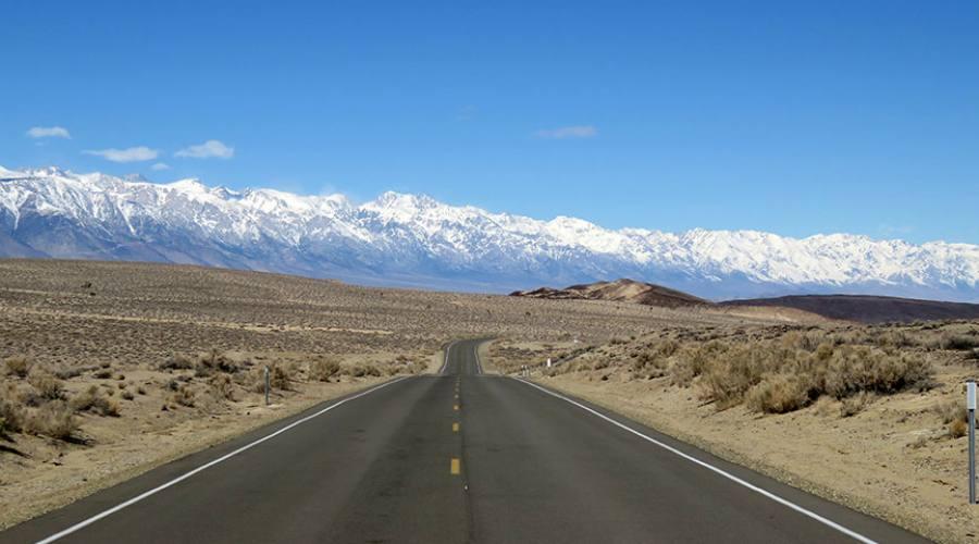 Strada del Nevada