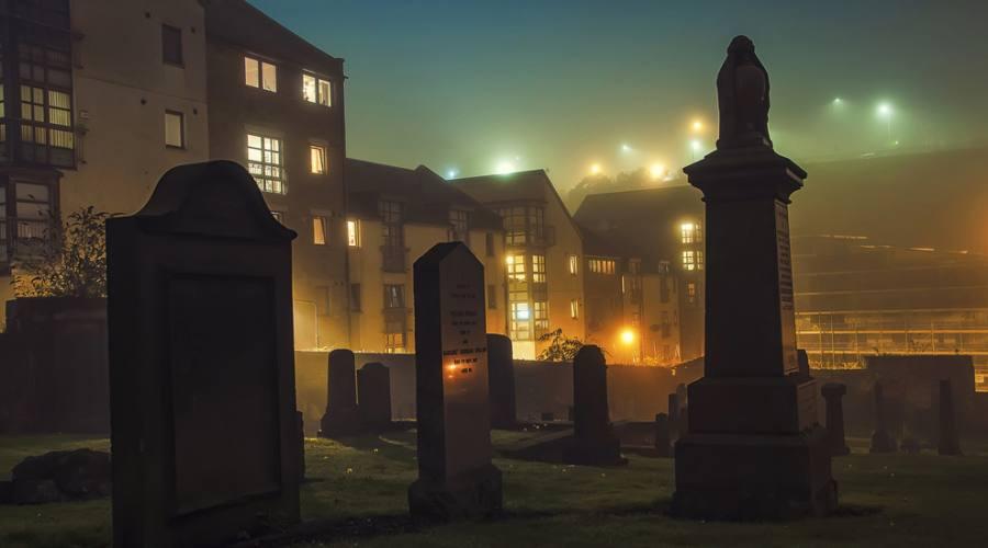 Cimitero Old Carlton Edimburgo