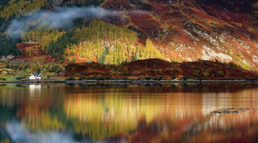 Lago scozzese