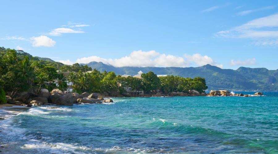 Spiaggia di Anse Beau Vallon