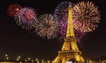 Capodanno fra i tesori francesi