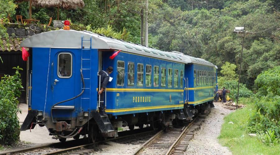 In viaggio per Machu Picchu