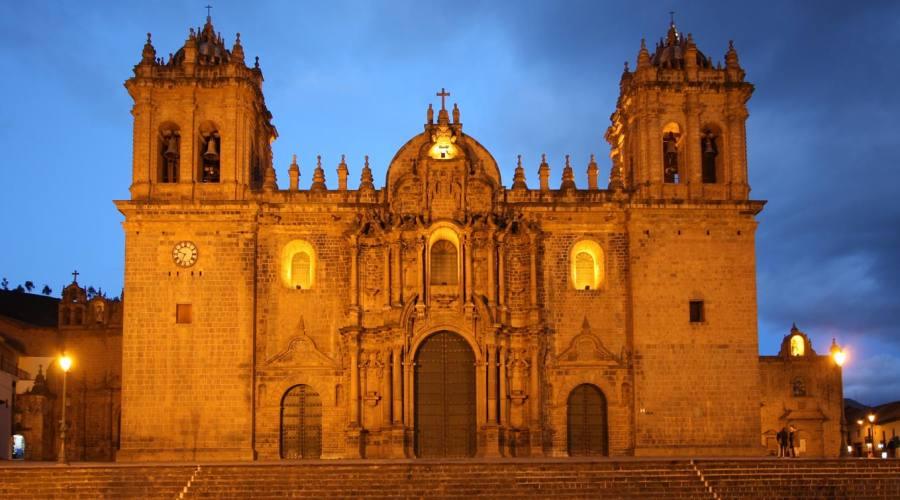 La Cattedrale di Cusco