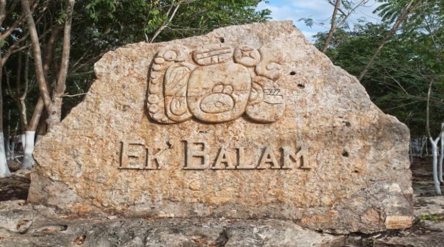 1° giorno: sito di Ek Balam