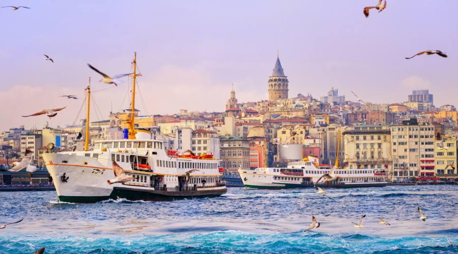 Porto di Istanbul