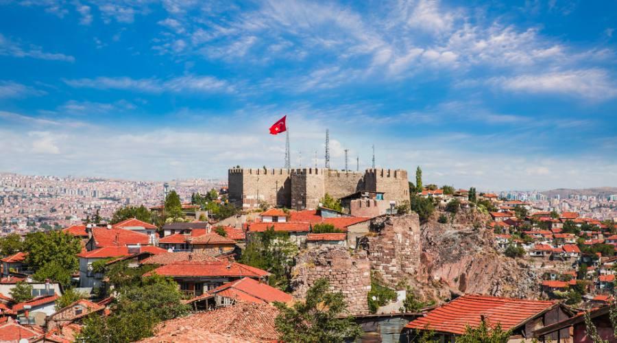 Ankara, la capitale della Turchia