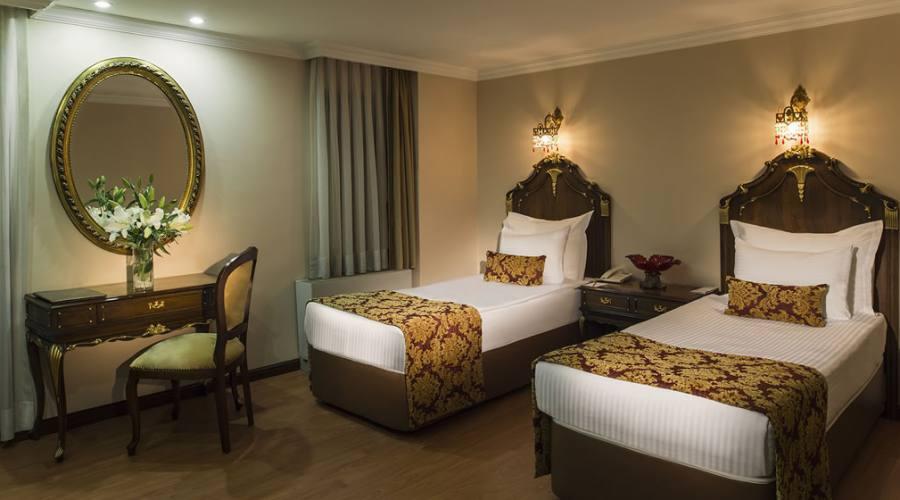 Hotel Ickale 5 stelle Ankara