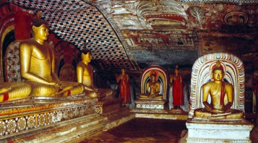 tempio bhudda