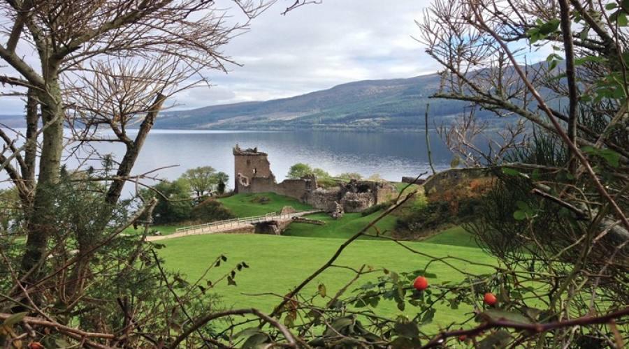 Castello Urquat e Loch Ness
