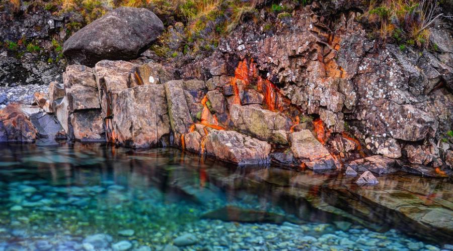 La Piscina delle Fate Isola di Skye
