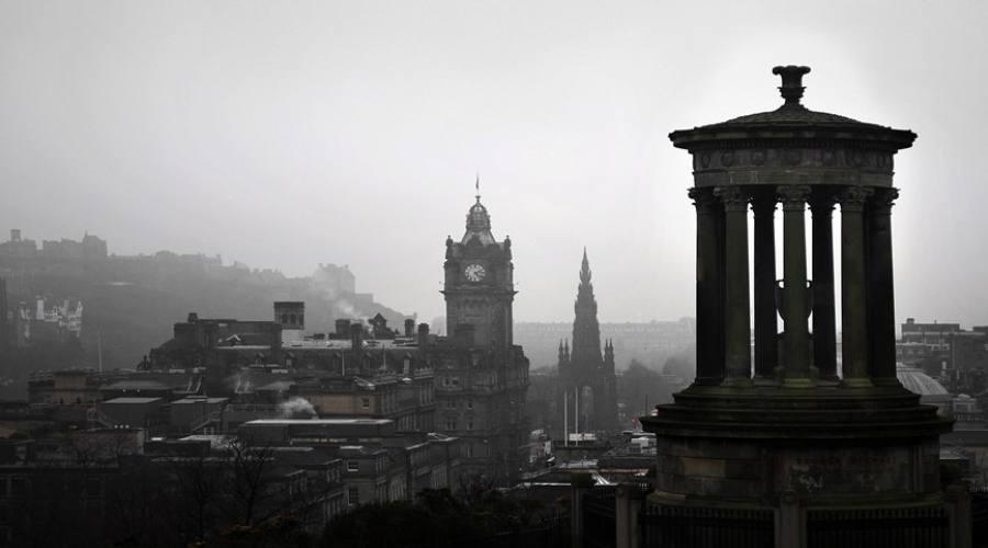 Edimburgo Misteriosa