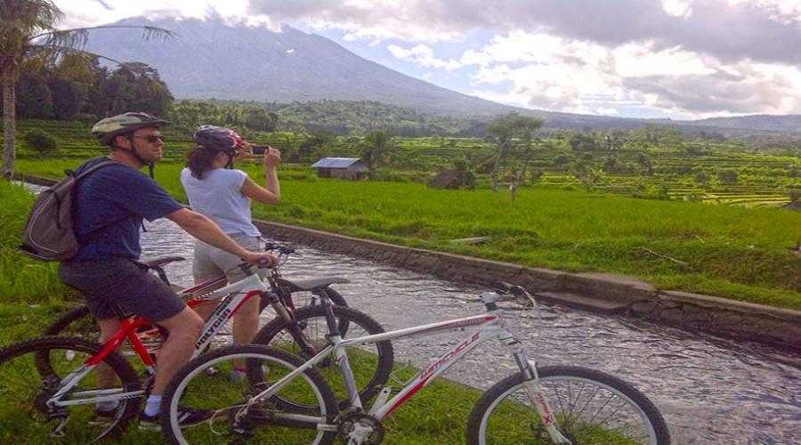 Escursioni in bicicletta a Bali