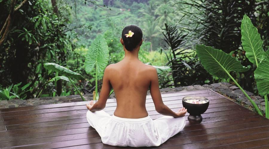 meditazione a Bali