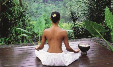 Esperienza di meditazione a Bali