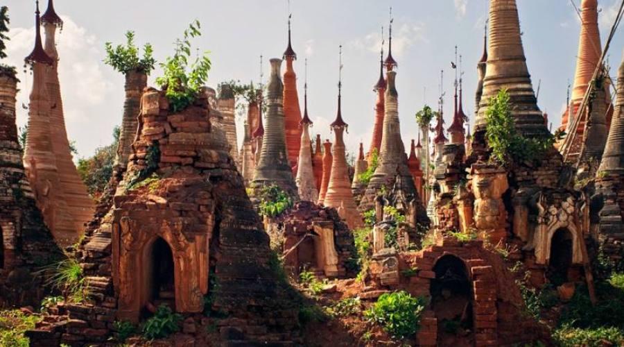 templi nascosti