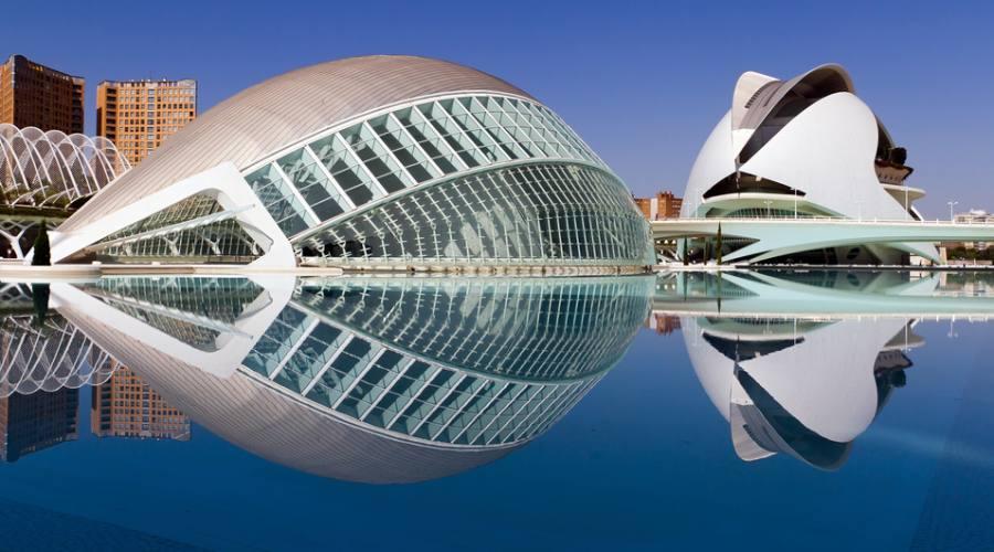 Valencia, città della scienza