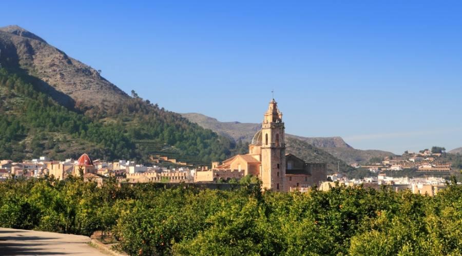 Villaggio e monastero di Santa Maria