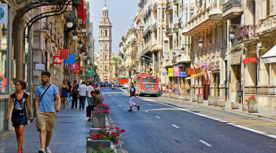 Strade di Valencia