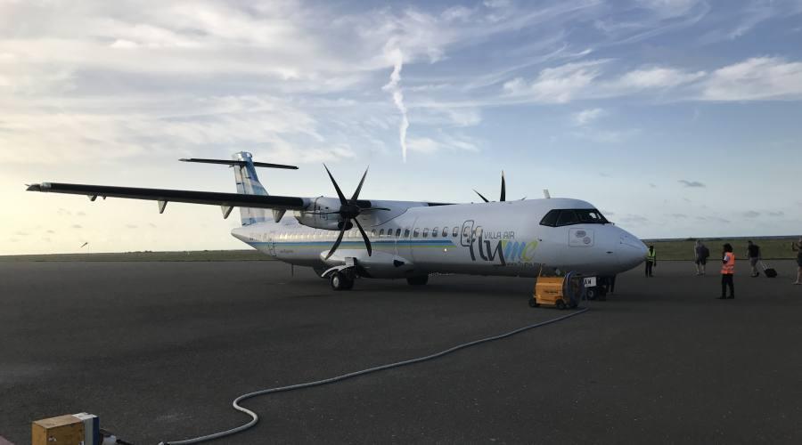Trasferimento con volo interno