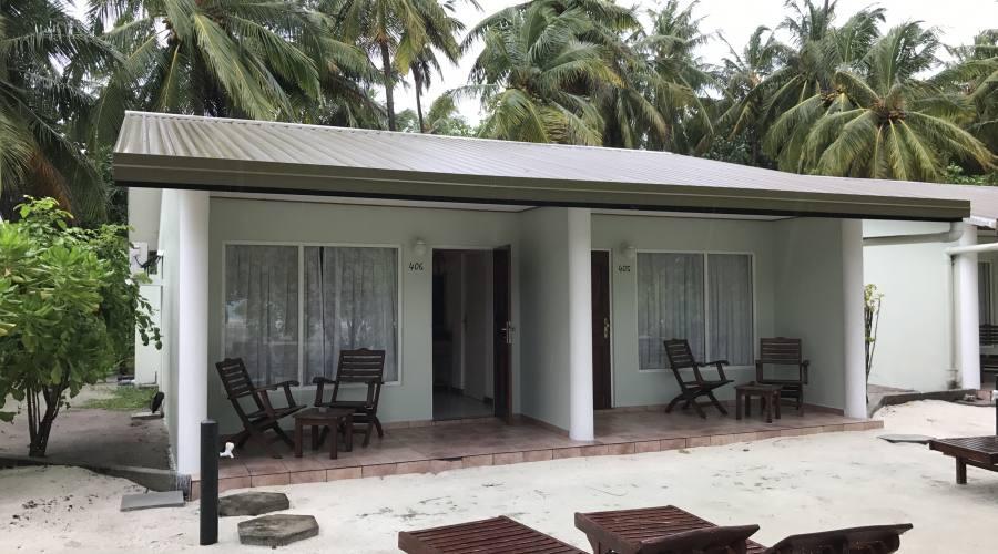 Esterno camere Standard beach bungalow