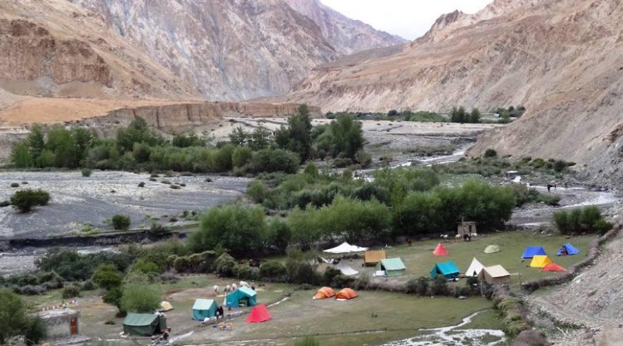 La valle dell'Indo