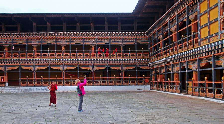 Palazzo reale e museo di Leh