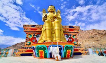 Ladakh: tour e mini trekking ai Monasteri Buddisti