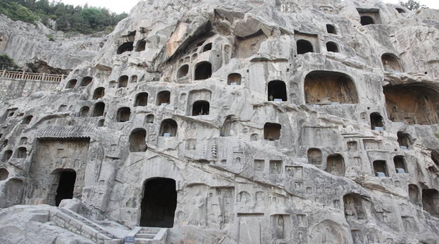 grotte di Luoyang