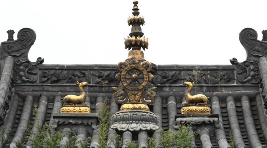 templi di Wutai San