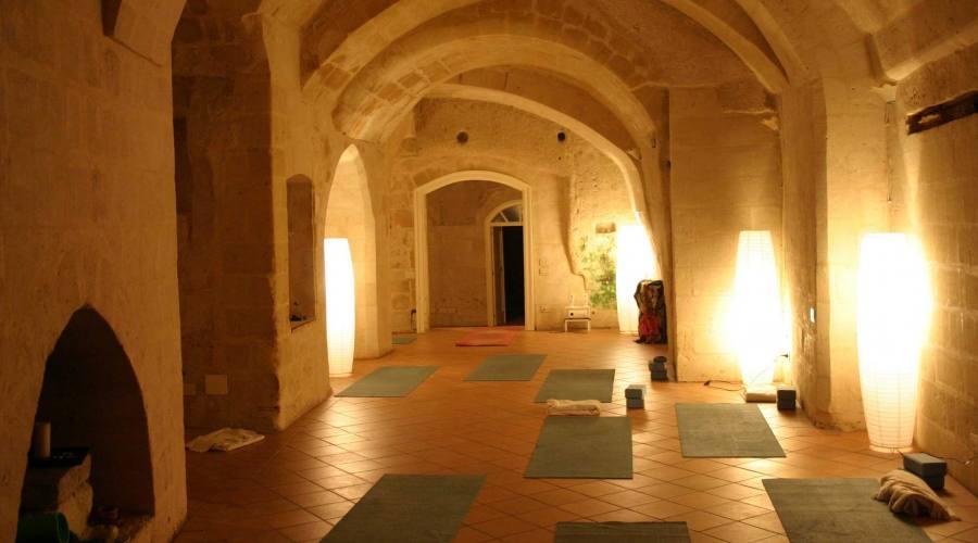 Yoga Shala nei Sassi