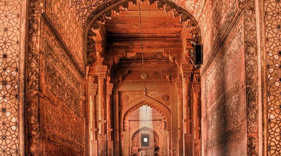 interno tempio